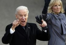 Jill & Joe Biden / by Vondelere Reid