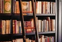 Libraries, Bookstores, and Bookshelves