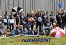 Custom Apparel / Custom tees, sweats, hoodies and more from rushIMPRINT.com. If you can wear it, we can customize it.