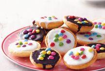 Plätzchen, Kuchen, Süßigkeiten...
