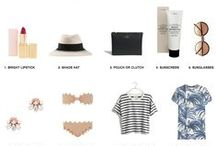Packing tips / Tips on packing and luggage