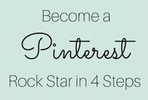 Success on Pinterest / How to succeed on Pinterest