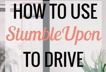 Success on StumbleUpon / How to use StumbleUpon. Succeed on Stumbleupon