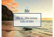 Ble is…