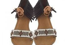 Sandals 'Leather' Collection