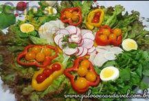 Saladas / http://www.gulosoesaudavel.com.br/category/receitas-saudaveis/saladas/