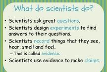 Science & Scientists / by Janet Evans