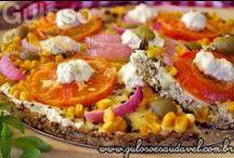 Massas / http://www.gulosoesaudavel.com.br/category/receitas-saudaveis/massas/