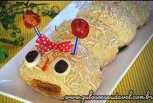 Pães e salgados / http://www.gulosoesaudavel.com.br/category/receitas-saudaveis/paes-e-salgados/