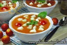 Sopas / http://www.gulosoesaudavel.com.br/category/receitas-saudaveis/sopas/