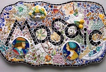 Mosaic & Stained Glass / by Janet Evans