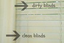 Cleaning tips / Scrub, scrub, scrub .. / by Amy