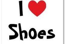 I Iove shoes! / I love shoes...