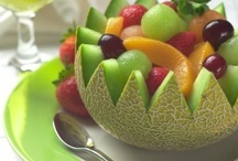 I love healthy foods