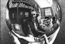 M.C. Escher / by Janet Evans