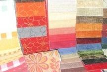 Fabrics & Furniture / Kankaita & Huonekaluja