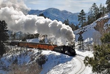 Riding the Rails / by Janet Evans