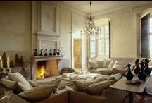 Inspirational interiors / Interiors we defenitely love