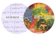 Art of Science / by Janet Evans