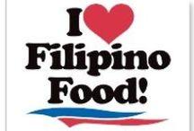 I love filipino food!