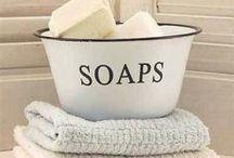 zeep enzo....( soap, smell, memory ) / by leny van Dam