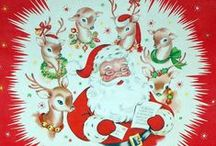 Vintage Christmas / WELCOME TO MY VINTAGE CHRISTMAS BOARD. PLEASE FEEL FREE TO PIN AS MANY AS YOU LIKE. I HAVE NO PIN LIMITS. CHECK OUT MY OTHER CHRISTMAS BOARDS BEFORE YOU LEAVE. / by Belinda Carpenter Abbott