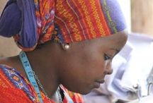 Tailors Thamani Fashion / Our clothes are handmade in Tanzania in the Fair Trade Factory www.fairtradefactory.eu