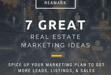 Great Real Estate Marketing Tips / 30% of successful real estate prospecting is staying on contact with your audience. Learn tips and tricks here