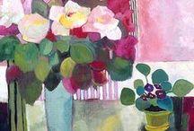 FLOWERS ✿ ART