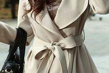 I love Trench coat