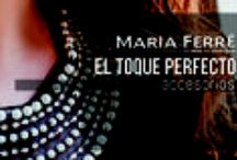 LOOKBOOK MARÍA FERRÉ