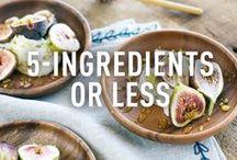 5-Ingredients or Less