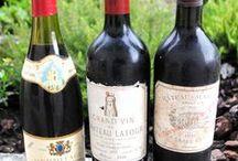 Belles & Vieilles bouteilles millésimes rares / Des alliances extraordinaires entre des millésimes et noms de Châteaux mythiques