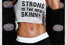 Get fit / Staying fit, staying competitive, this is mainly motivation and sustaining, not any diets in here or recipes, I think we all know how to eat healthy  / by Sara Will