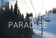 Skiing/ snowboarding