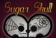 Sugar Skull Tattoo Studio .1 / Trabalhos e criações dos tatuadores: Caroline Castro e Felipe Pereira. Bem-vindos!
