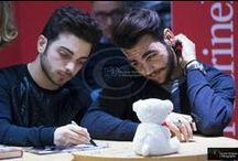 Ignazio and Gianluca