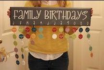 Geburtstagszeug