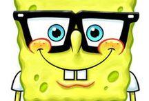 Spongebob / I don't care how old I am I will always watch spongebob