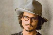 Johnny Depp / aka the sexiest man alive