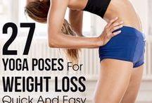 Йога, спорт и диета