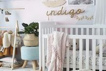 Pastel Nursery Inspiration