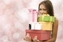 Gifts for her / Some gift ideas for her, some fun, some luxurious and some romantic gift ideas.