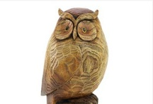 Art - Wood/Carving / by Elaine Mallory