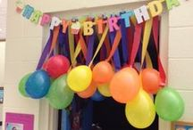 HOME: birthday party