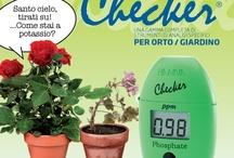 Controlla il tuo orto / giardino