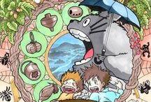 Ghibli addiction (◕ ◡ ◕)
