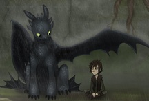 Toothless / by Lindsey Lynch