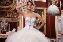 Fabulous Bridal Wear  / Everybody dreams of their big day, here's some beautiful dresses to get you thinking about ideas for your fairytale wedding