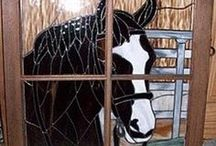 STAINED GLASS / by Denise Johnson